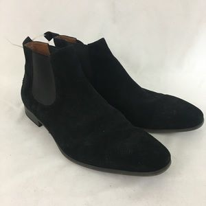 The Rail Black Boots From Nordstrom NWT